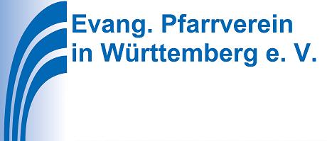 Logo Evangelischer Pfarrverein in Württemberg